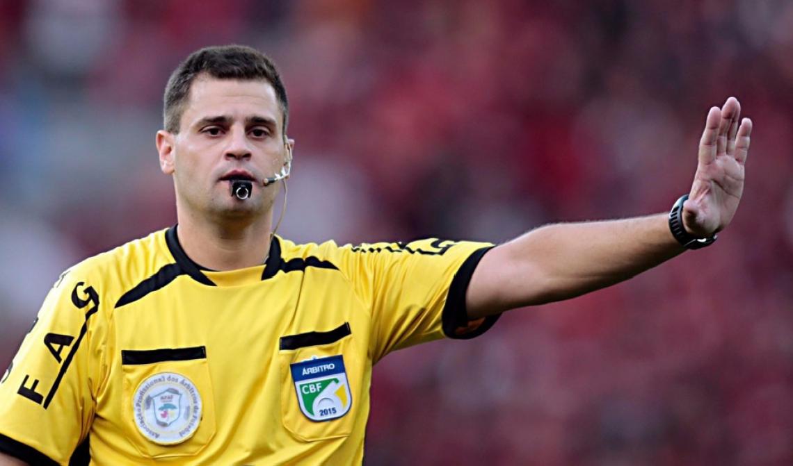 Rafael Traci apitou Santos 2x1 Ceará na Série A