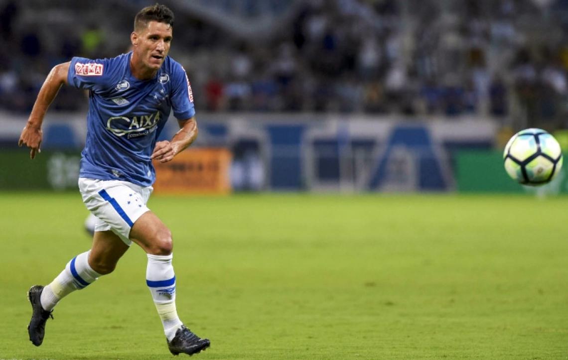 Cruzeiro, do meia Thiago Neves, é rival direto do Ceará na luta contra o rebaixamento