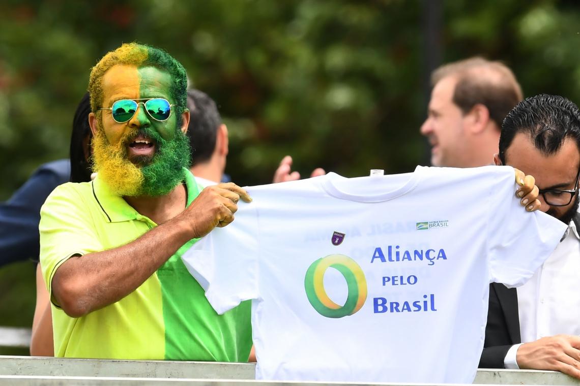 Partido está sendo criado por Bolsonário, que, inclusive, deverá ser o presidente