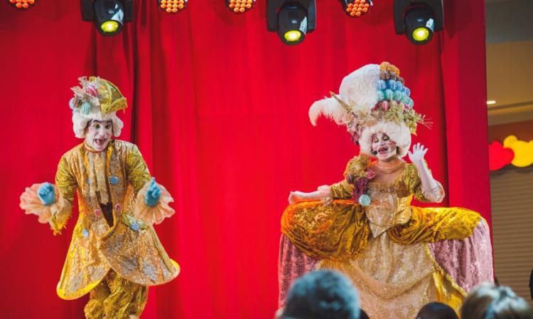 Espetáculos natalinos ocorrem no RioMar Fortaleza neste fim de semana