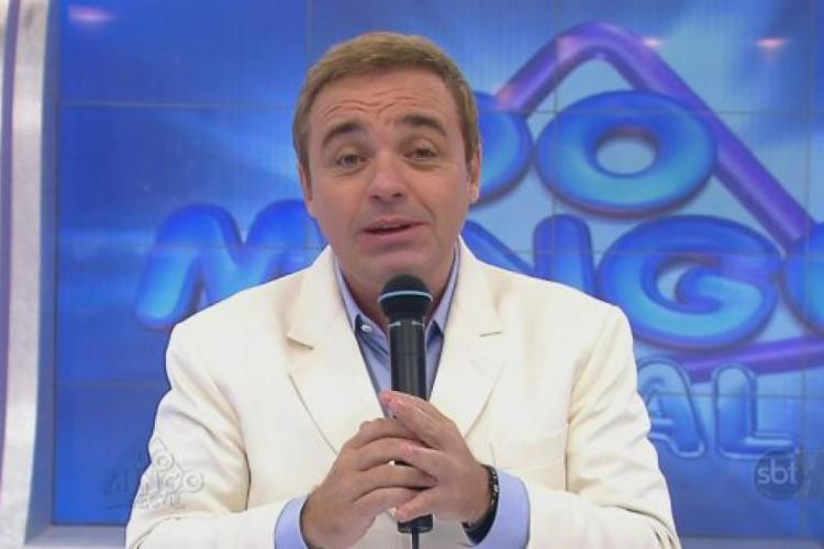 Relembre a carreira do apresentador Gugu Liberato, morto após acidente doméstico. (Foto: Reprodução/SBT)