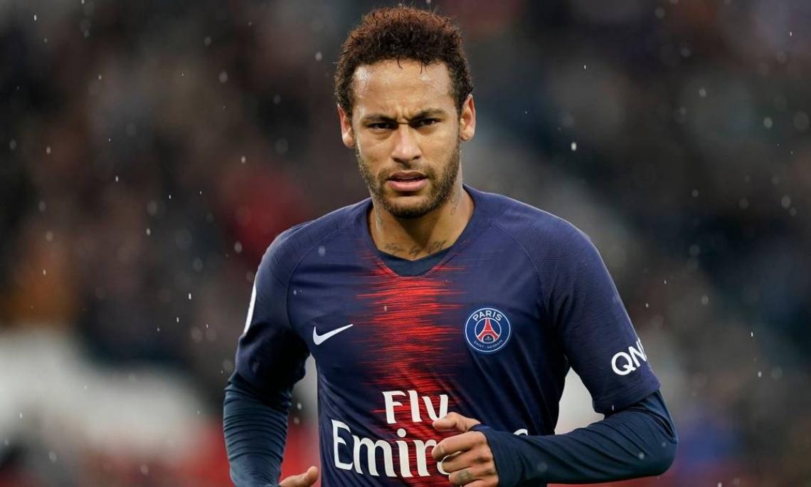 Neymar atuou em apenas cinco partidas na atual temporada