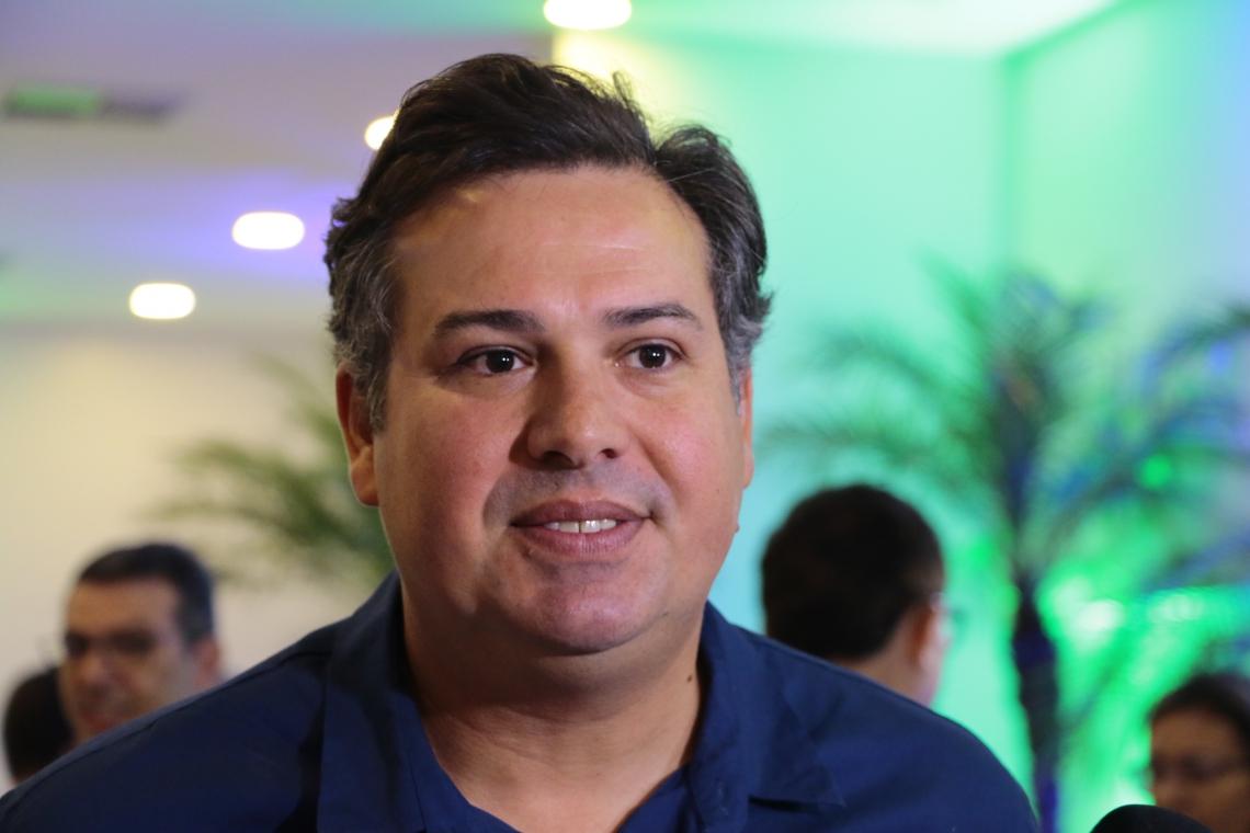 Samuel Dias participou de entrevista na Rádio O POVO/CBN (Foto: MAURI MELO/O POVO)