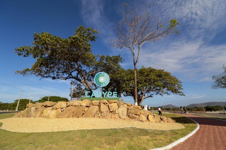 CAUCAIA, CE, BRASIL,  23-11-2019: Empreendimento Cidade Cauype.  (Alex Gomes/O Povo)