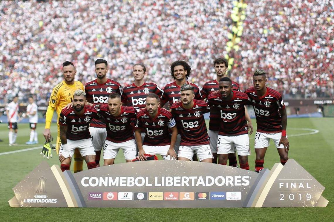 38 anos depois, Flamengo voltou a ser campeão da Libertadores