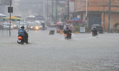 Chuvas em Salvador