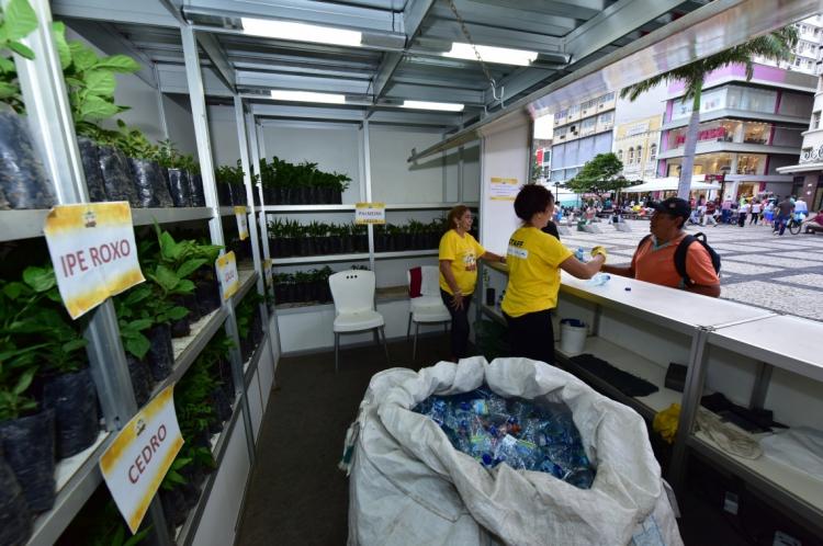 A ação ambiental, que teve início em 2007, inicia nessa quarta-feira, 27, e segue até dia 23 de novembro.