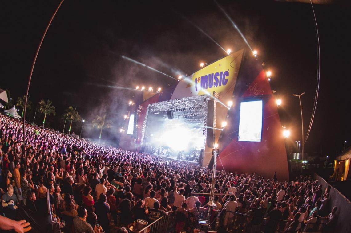 Em 2019, o I'Music teve mais de 30 mil trocas por ingresso (Foto: Divulgação)