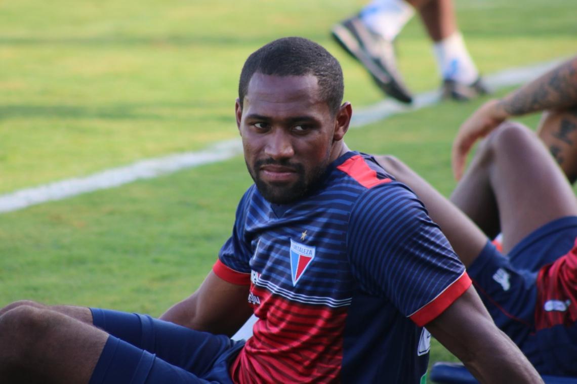 Tinga foi autor do segundo gol do Tricolor diante do Bahia