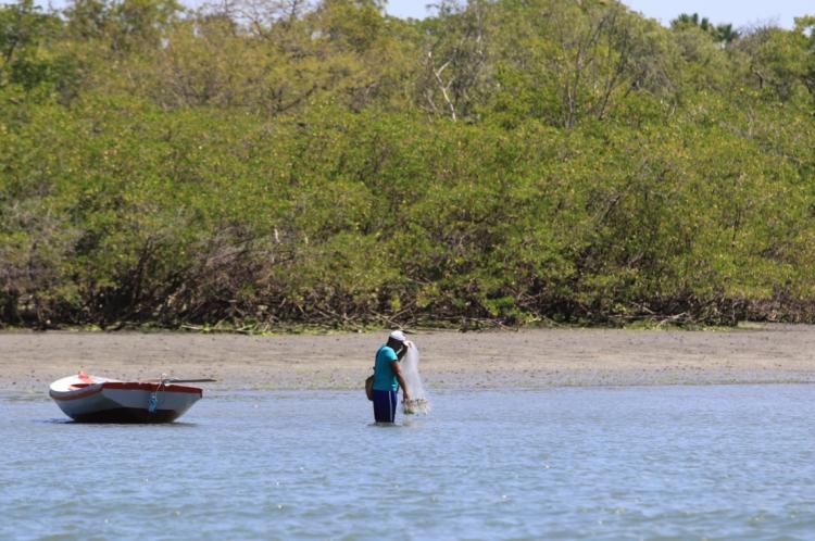 Pescadores de Fortim sofrem com falta de venda de seus peixes por causa do óleo