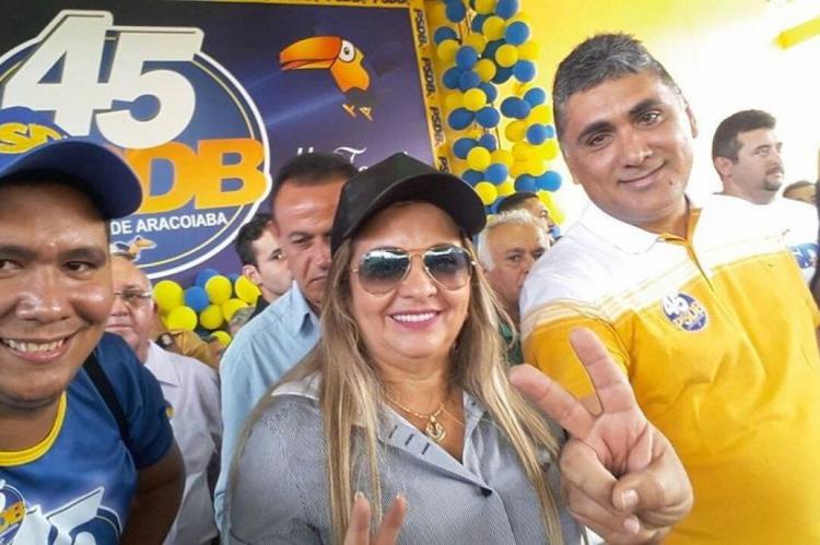 A decisão de cassar o diploma do prefeito e vice-prefeita de Aracoiaba, mãe de Wesley Safadão, foi unanimidadeno TRCE/CE.