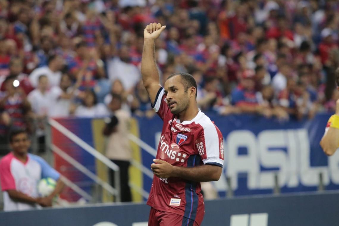 Edinho foi um dos principais destaques do Fortaleza na temporada de 2020
