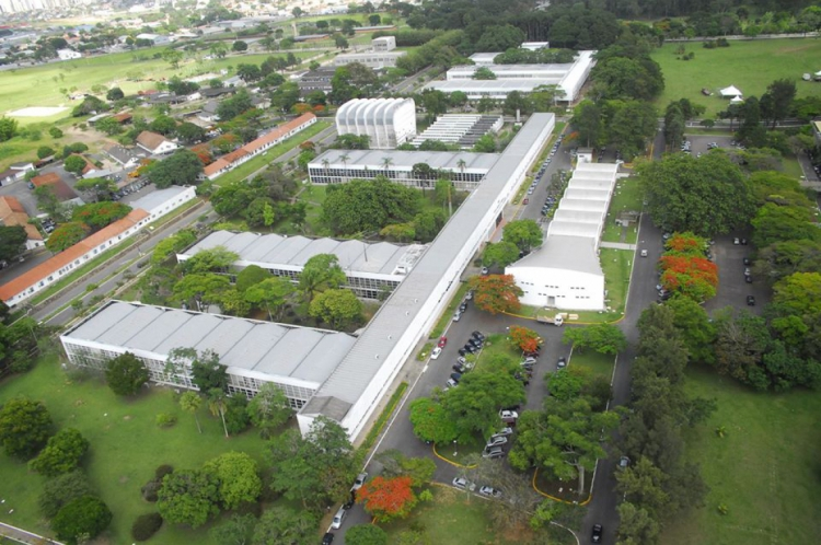 O campus do ITA fica em São José dos Campos, em São Paulo
