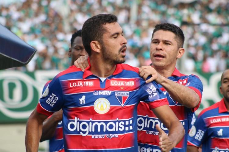 Bruno Melo é cria das categorias de base do Fortaleza  (Foto: Luan Erick /Fortaleza EC)
