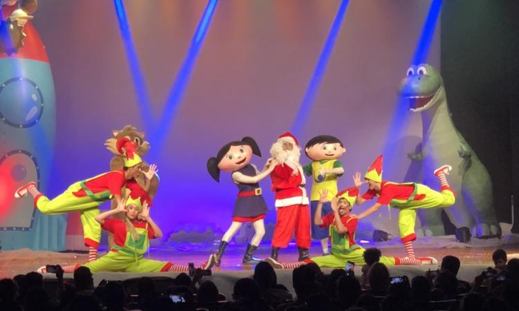 Show da Luna em dezembro