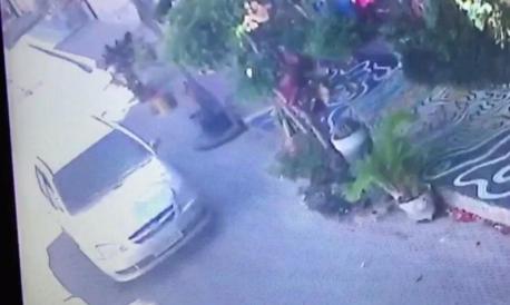 A Dceca possui imagens que mostram o automóvel em movimento percorrendo as ruas do bairro.