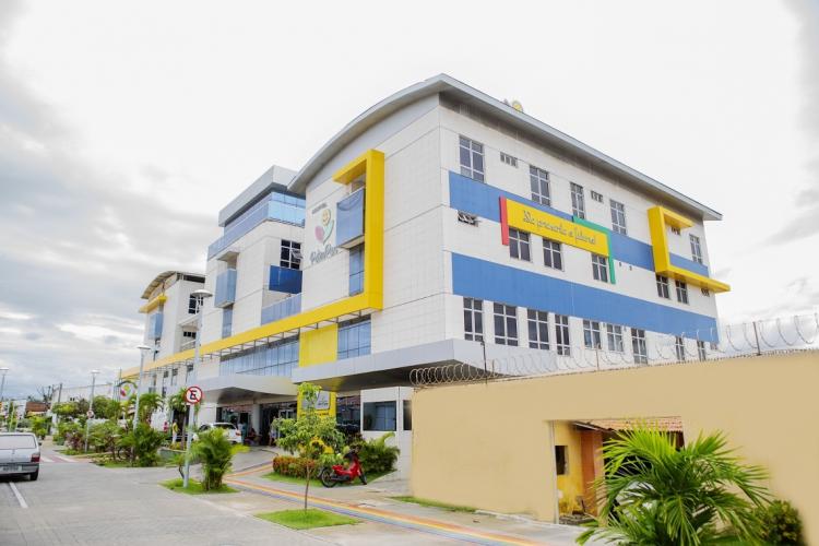 O Hospital Peter Pan atendeu, em 2018, 2.462 pacientes de todo o Estado (Foto: Divulgação/ Associação Peter Pan)