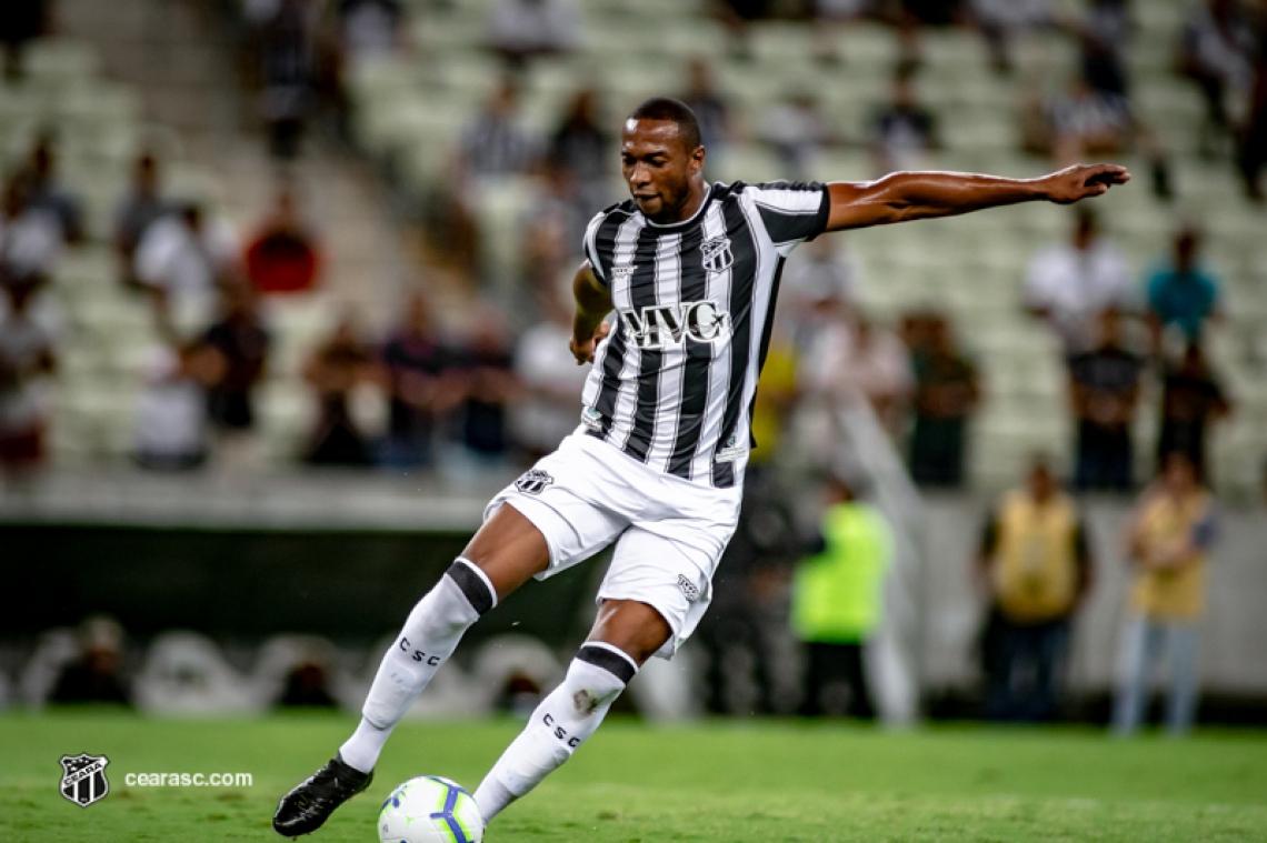 Luiz Otávio é um dos principais pilares da equipe do Ceará