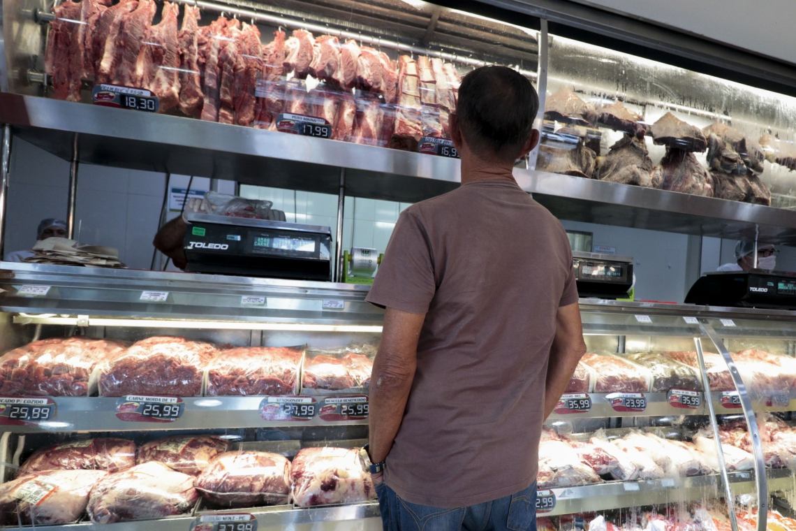Aumento de preço de carnes, frango e ovos