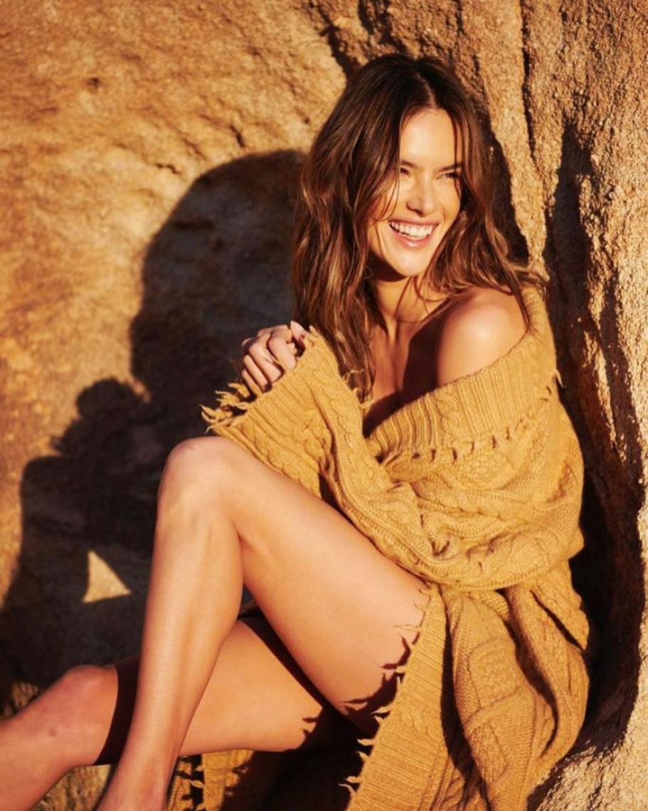 Alessandra é modelo, atriz e empresária.