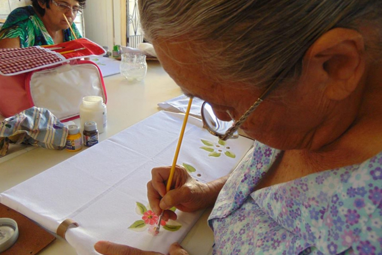 O Instituto Chico Mota está em atividade desde 2013, trabalhando com a inclusão cultural na terceira idade, oferecendo diversas atividades gratuitas.  (Foto: Divulgação)