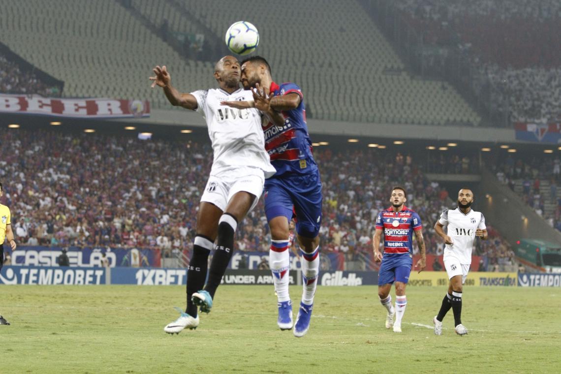 Ceará e Fortaleza seguem na Série A em 2020
