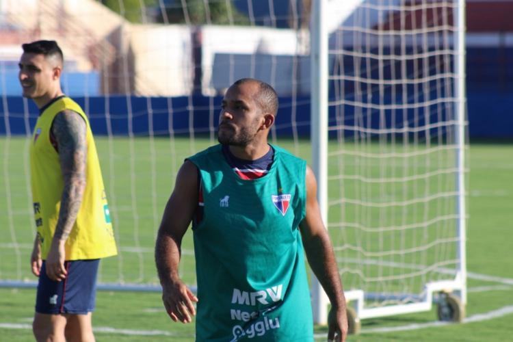 Edinho jogou apenas cinco partidas pelo Galo em 2020 (Foto: Luan Erick /FortalezaEC)