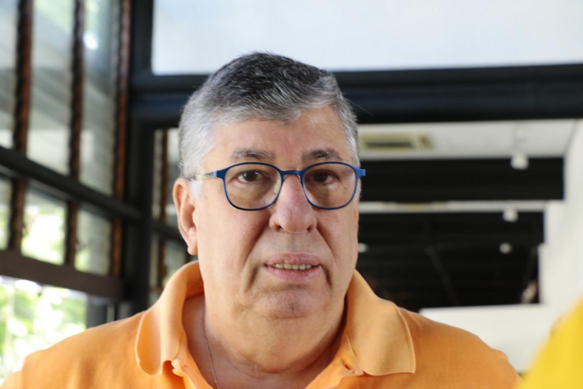Maia Júnior, secretário de Desenvolvimento Econômico e Trabalho (Foto: Mauri Melo/O Povo)