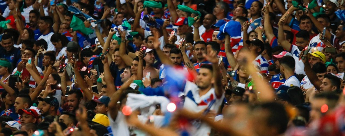 FORTALEZA, CE, BRASIL, 08-12-2019: FORTALEZA X BAHIA - CAMPEONATO BRASILEIRO DA SÉRIE A - ESTÃ.DIO CASTELÃO. (FOTO: JL ROSA) (Foto: JL ROSA)