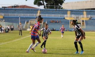 Clássico-Rainha decidiu o título do Campeonato Cearense Feminino 2019