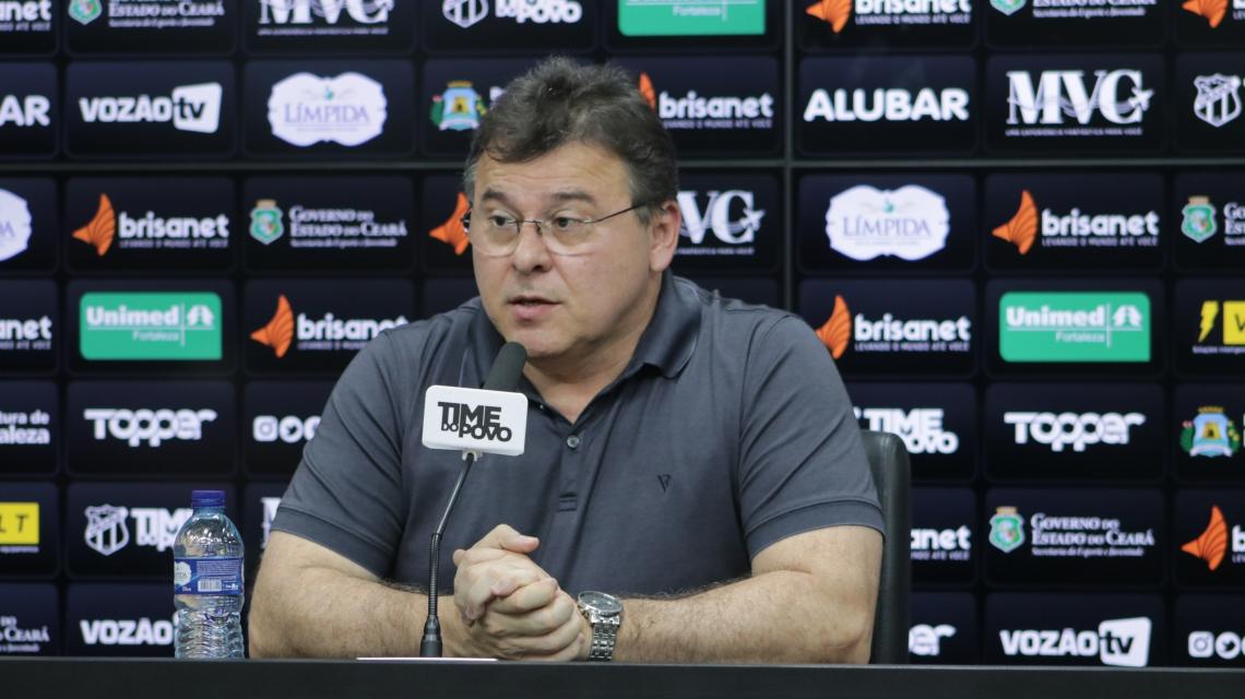 Robinson de Castro falou em entrevista ao Fox Sports