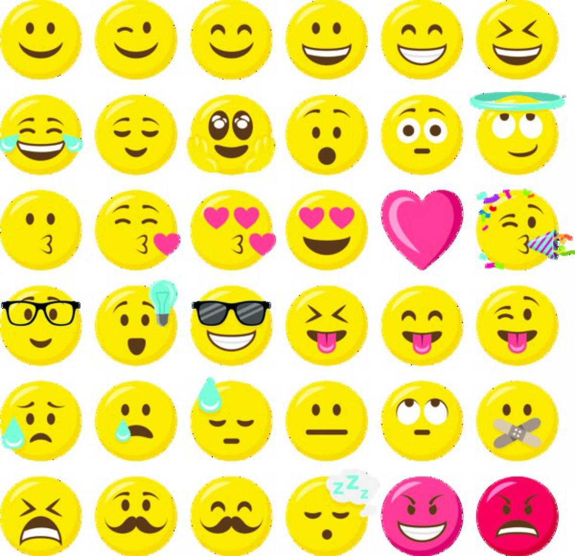 Twitter Divulga A Lista Dos Emojis Mais Usados Na Rede Social Em