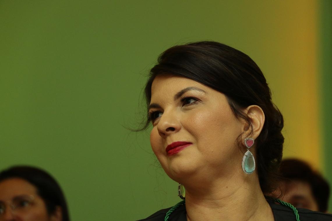 Elizabeth Chagas, defensora pública geral do Estado (Foto: Mauri Melo/O POVO).