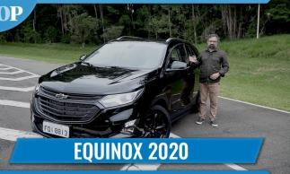 Lançamento da Chevrolet, Equinox 2020 tem motor 1.5 turbo