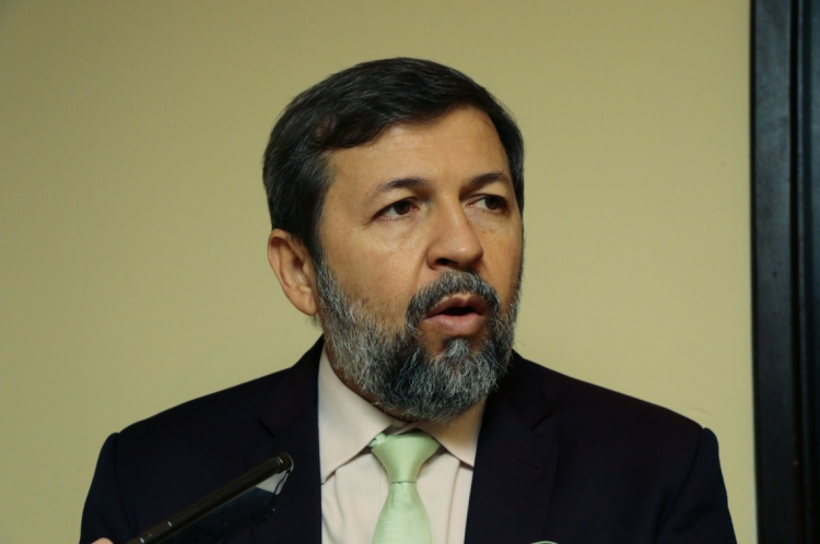 Élcio Batista, secretário da Casa Civil do governo Camilo Santana