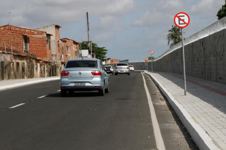 O projeto visa auxiliar na fluidez do trânsito na área e beneficiar os cerca de 1.800 veículos que circulam pela Avenida Senador Carlos Jereissati.