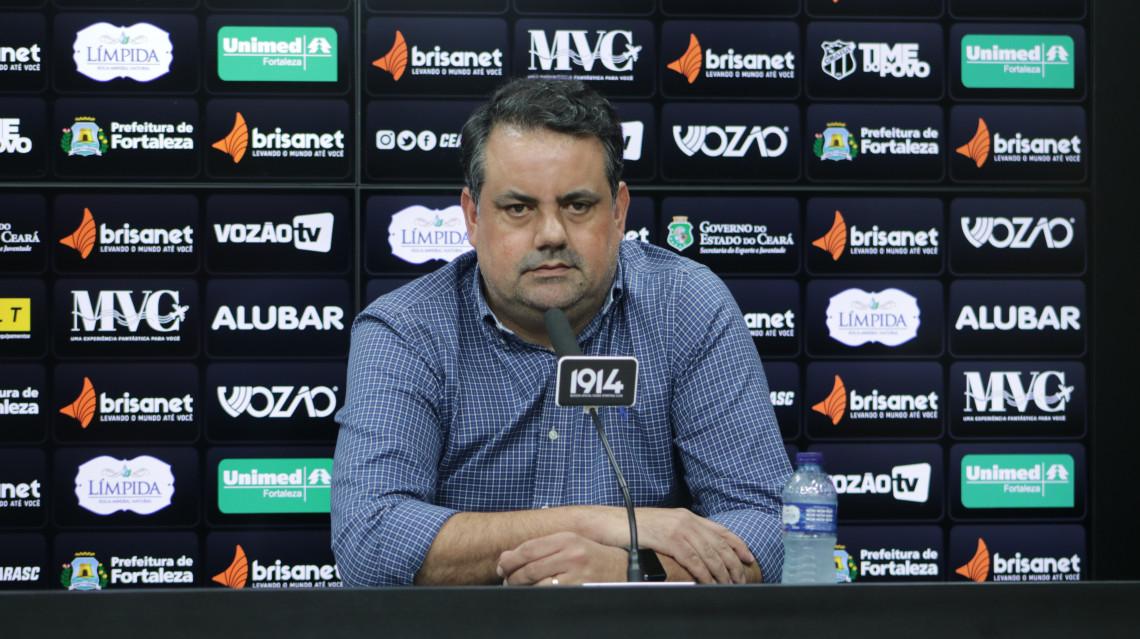 Jorge Macedo assume a função de executivo de Futebol