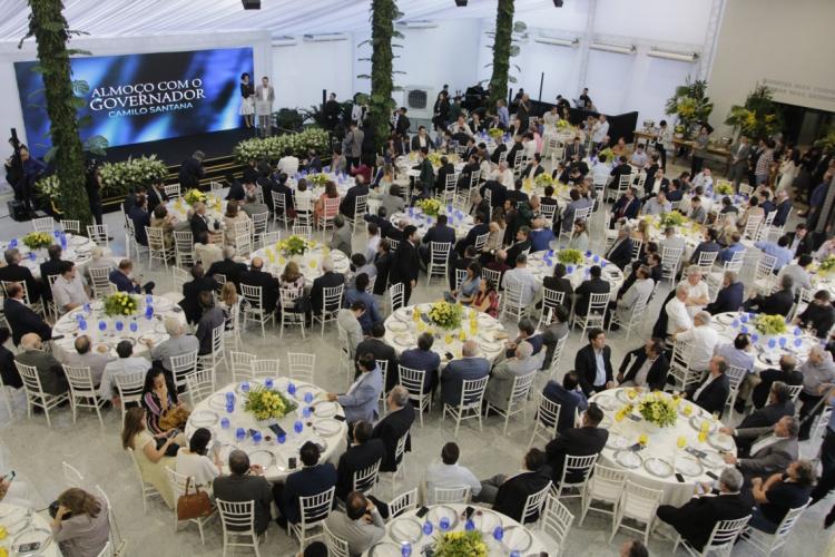 Eventos sociais poderão voltar a ser realizados no Ceará; eventos-teste devem definir futuras ampliações ou recuos em flexibilização para o segmento (Foto: Sandro Valentim, em 13/12/2019)