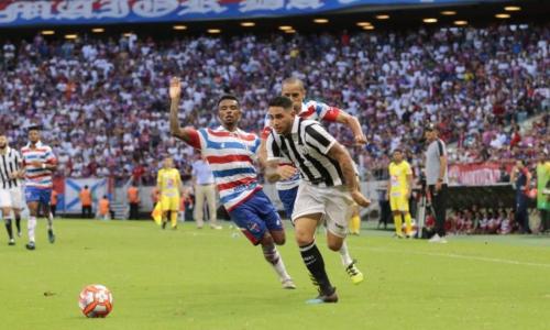 Ceará e Fortaleza permaneceram na elite do futebol brasileiro