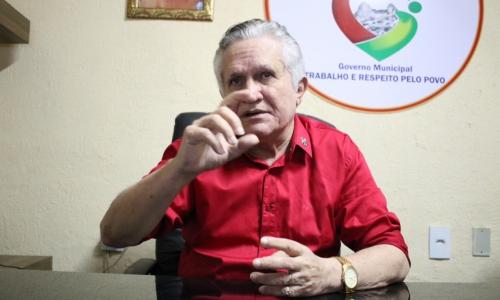O médico e prefeito afastado de Uruburetama, José Hilson de Paiva, foi preso, por denúncias de assédios e estupros
