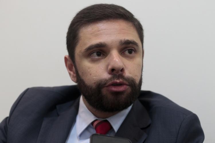 FORTALEZA, CE, Brasil. 16.12.2019: Audiência pública na Assembleia Legislativa. Na foto: Julio Cesar. (Fotos: Deísa Garcêz/Especial para O Povo)