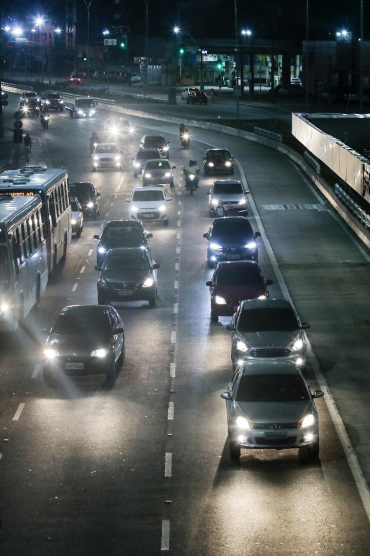 CERCA DE 2,2 milhões de veículos serão tributados no Ceará neste ano
