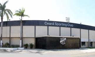 Sede do Ceará, em Porangabuçu.