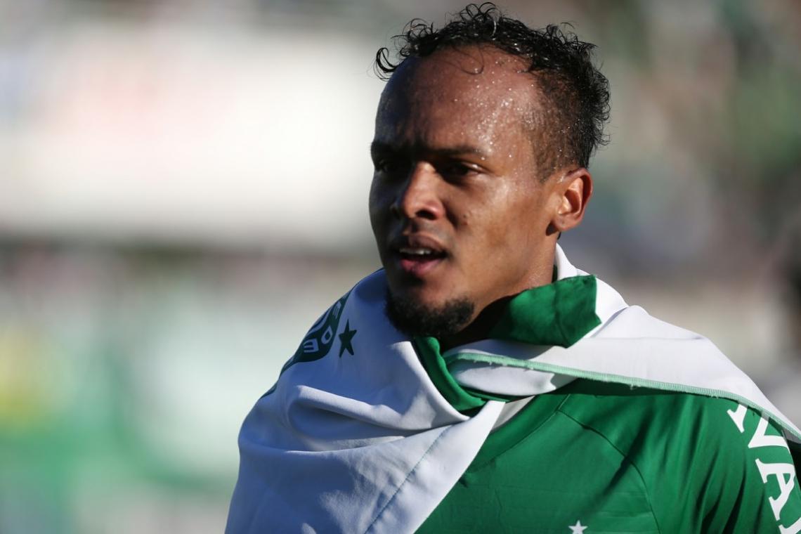 Bruno Pacheco já está há duas temporadas na Chape e tem contrato até 2021