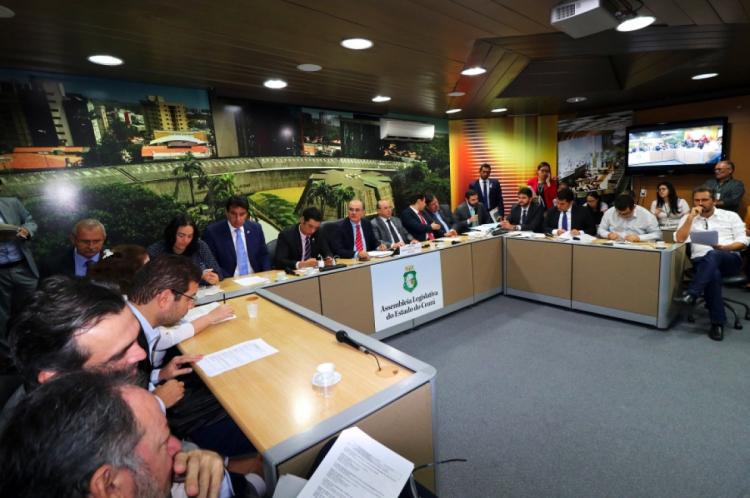 Comissão aprova Reforma da Previdência Estadual