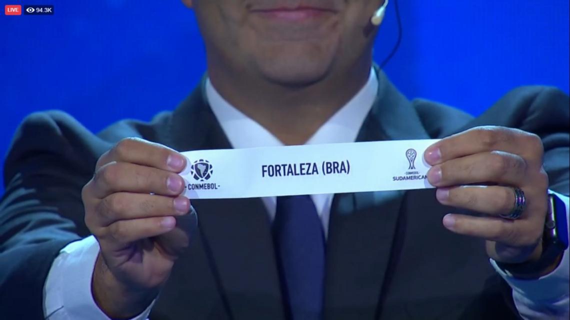 Fortaleza vai enfrentar o Independiente pela Sul-Americana