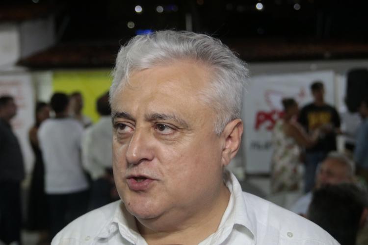 Ex-deputado federal, Odorico Monteiro é médico, professor e pesquisador (Foto: JÚLIO CAESAR)