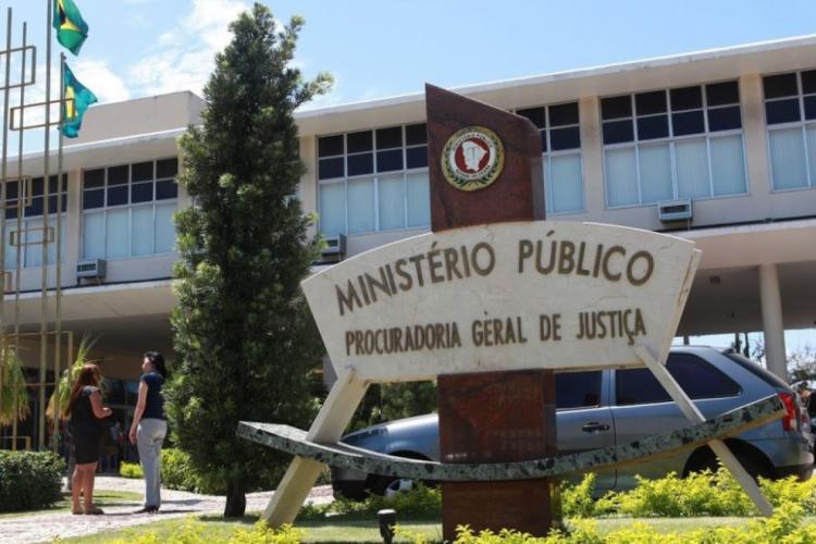 Fachada da Procuradoria-Geral de Justiça do Estado (Foto: mauricio moreira)
