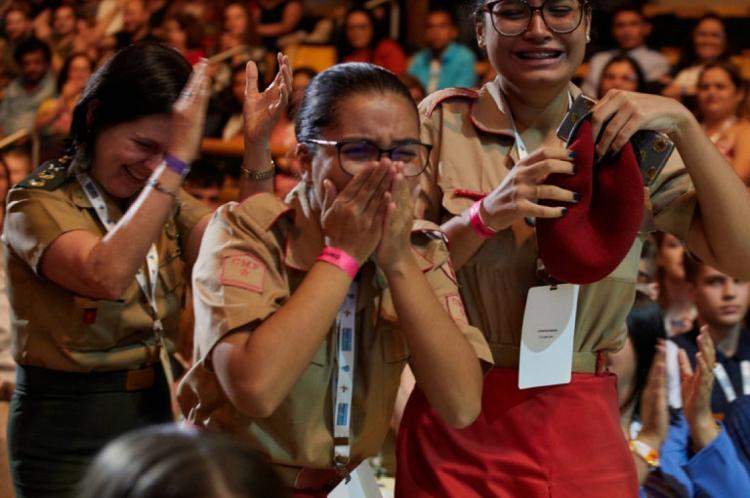 """Estudantes do Colégio Militar de Fortaleza são medalhistas de ouro na 6ª edição da Olimpíada de Língua Portuguesa, na categoria documentário, com a produção """"Além das Secas"""""""