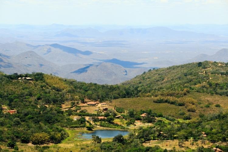 Guaramiranga foi o único município com risco de nível baixo nas duas semanas analisadas (Foto: Aurélio Alves em 20/12/2019)
